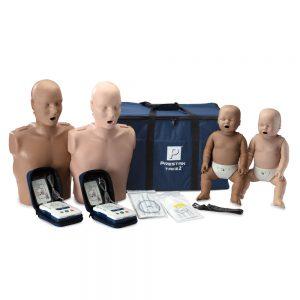 Prestan CPR Training Manikins Diversity